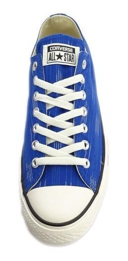 Tenis Converse Chuck Taylor All Star 147024c Blue/white