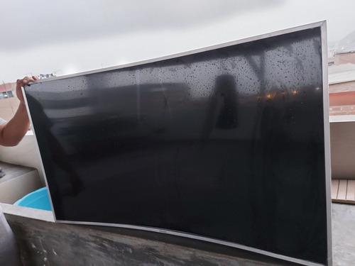 Imagen 1 de 5 de Televisor Samsung Pantalla Curvo Led 50 Malogrado Repuesto
