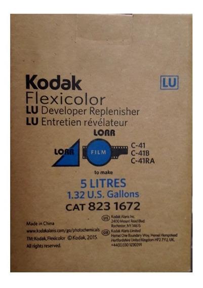 Kit Revelação C-41 Kodak S/branqueador
