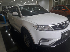 Geely X7 Sport Gl 2.4 6 At