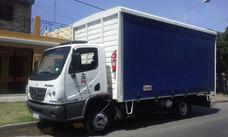 Fletes Mudanzas Transporte Camiones Pala Hidraulica Semis