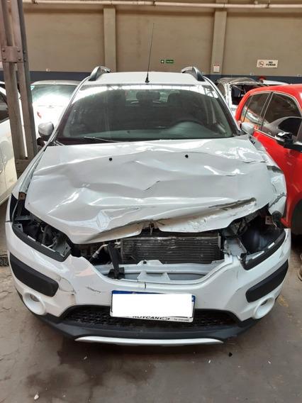 Renault Sandero Stepway Dynamique 2017 - Chocado