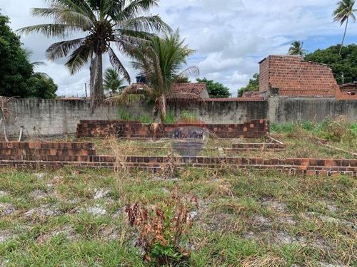 Imagem 1 de 12 de Terreno À Venda, 620 M² - Ponta De Pedras - Goiana/pe - Te0277