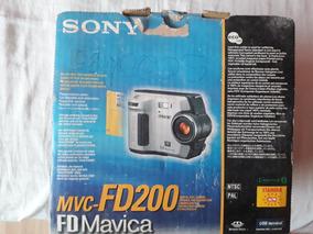 Sony Mavica Mvc Fd 200