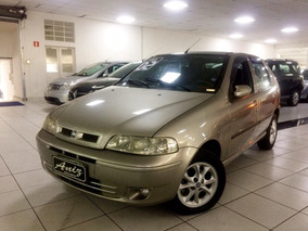 Fiat Palio 1.0 Mpi Elx 500 Anos Gasolina Completo - Ar 2002