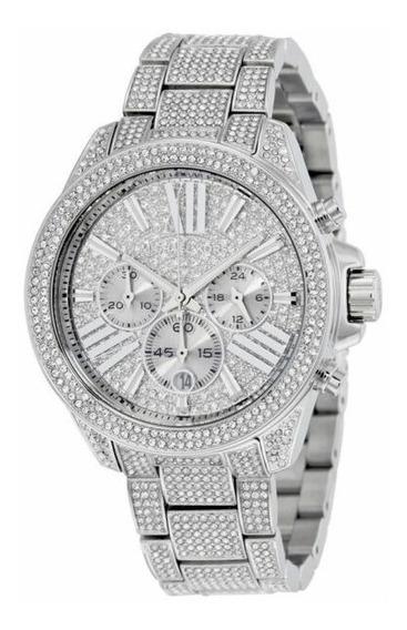 Relógio Feminino Michael Kors Modelo Mk6317 Na Caixa