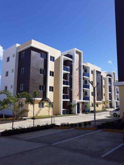 Hermoso Apartamento Moderno De Renta En Zona Sur