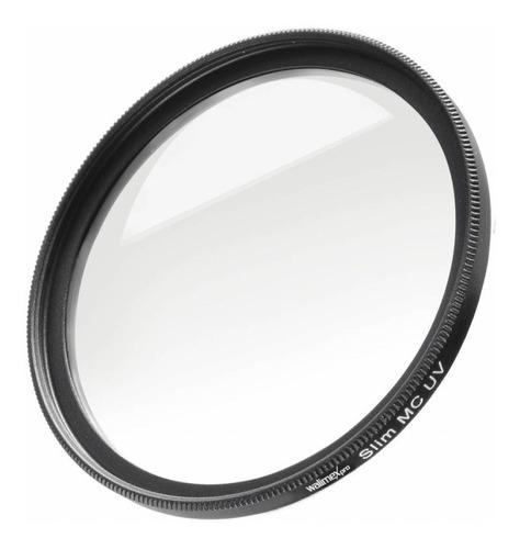 Filtro Ultravioleta Ø49mm Filtro Uv Lente Nikon Canon Sony