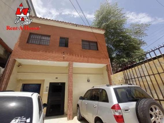 Oficina En Alquiler Zona Centro Maracay 20-23326 Jab