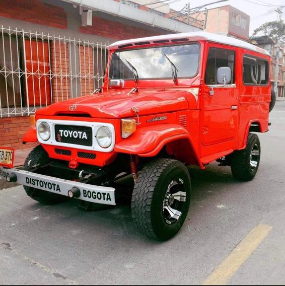 Toyota Land Cruiser Mt 4000cc Dh 4x4