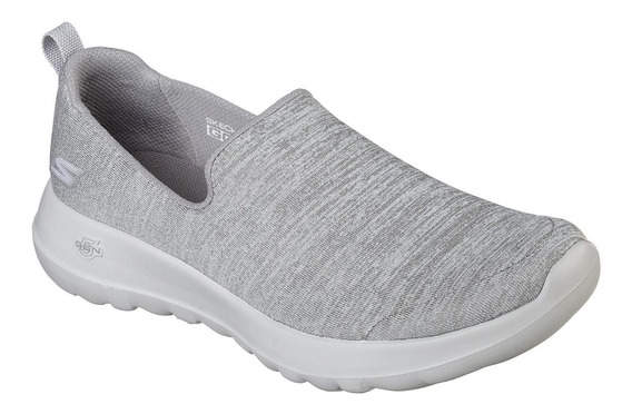 Tenis Skechers Go Walk Joy - Cinza