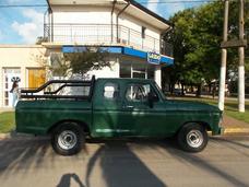 Ford F100 Gnc 1978