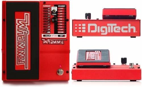 Pedal De Guitarra Whammy V Digitech Original