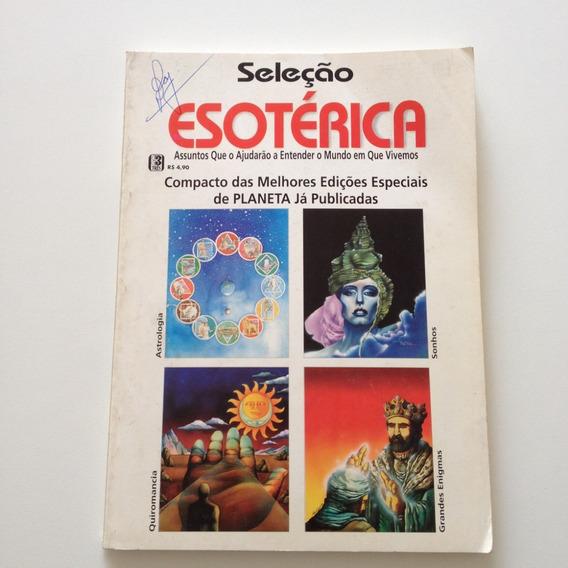 Revista Planeta Seleção Esotérica Astrologia Sonhos C305