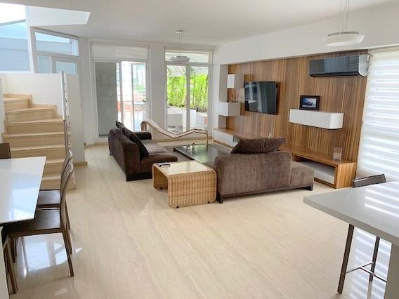 Moderno Apartamento Duplex Equipado Y Amoblado