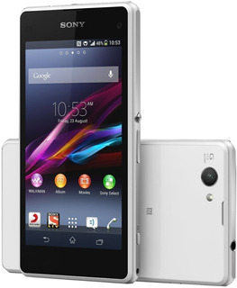 Smartphone Sony Xperia Z1 C6943 - Wi-fi Tv 16gb 4g Android