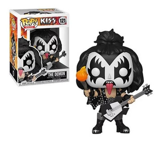 The Demon Funko Pop Rock Kiss