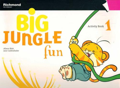 Libro: Big Jungle Fun 1 / Activity Book / Richmond