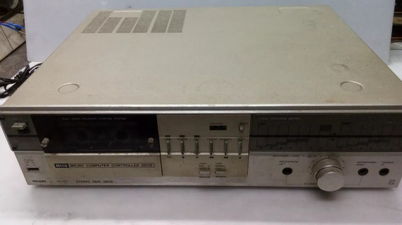 Tape Deck Philips Aw620