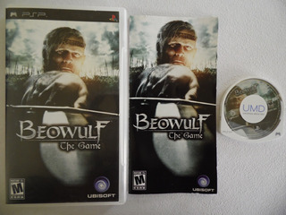 Beowulf The Game De Psp