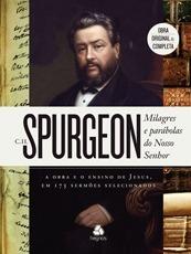 Milagres E Parábolas Do Nosso Senhor/charles Spurgeon