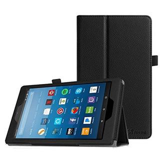 Fintie Folio Caso Para El Nuevo Amazon Fire Hd 8 Tablet (7 ª