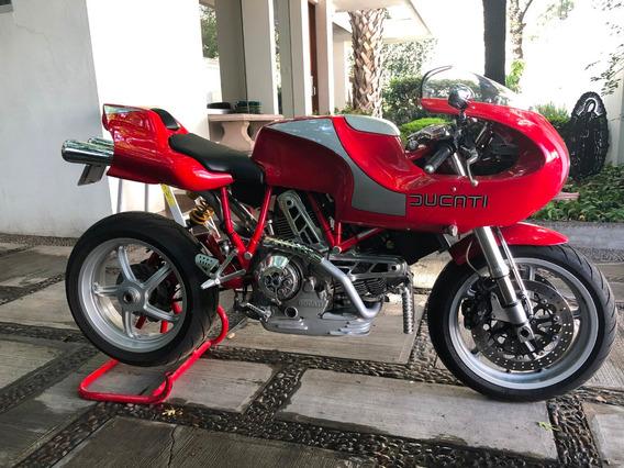 Ducati Mh900e 2001 Ejemplar #18 De 2,000 De Colección