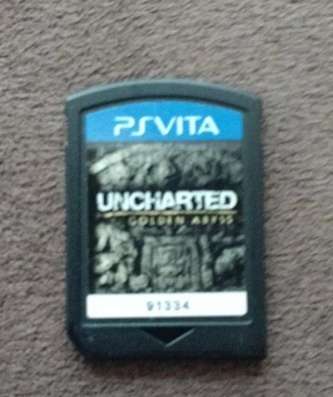 Psvita - Uncharted Golden Abyss