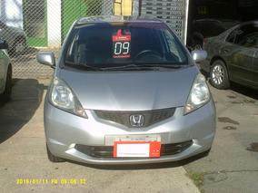 Honda Fit 2009 Automático Impecavel