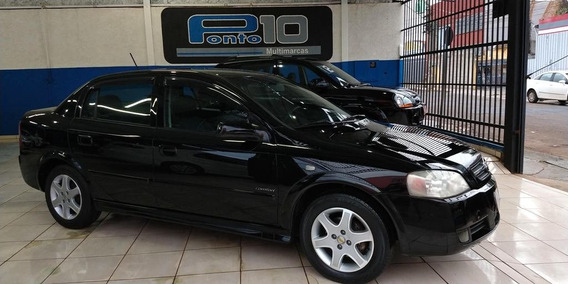 Chevrolet Gm Astra Sedan Comfort 2.0 Preto 2005