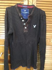 Sweater Sueter American Eagle Y Camisa Zara