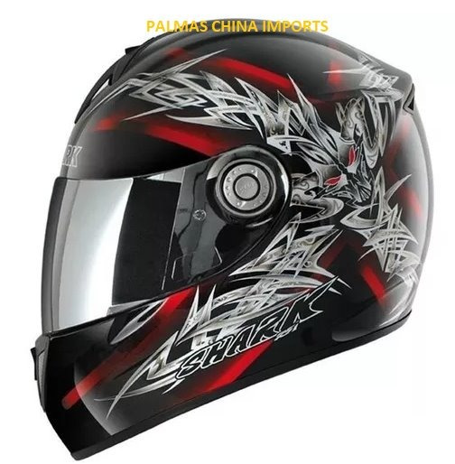 Capacete Shark Rsi 2 Thets Krq Tricomposto 58