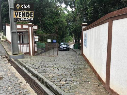 Imagem 1 de 10 de Apartamento À Venda No Bairro São Sebastião - Petrópolis/rj - 2944373041