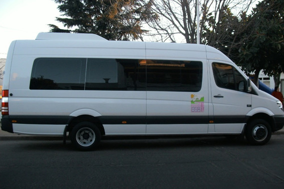 Minibus Sprinter 515/ 2.013 / 19 Pax .havilitad Turismo Cnrt