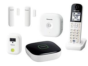 Panasonic Kx -hn6003w Sistema Monitoreo Casa Inteligente Equ