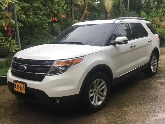 Ford Explorer 3.5 Limited Awd, 4x4 (en Cartagena)