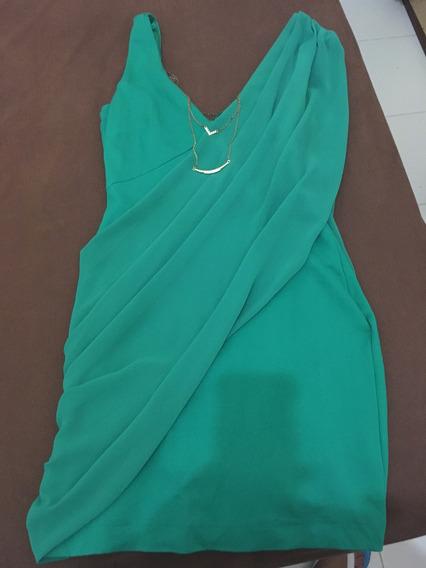 Vestido Verde Marca Bebe Original