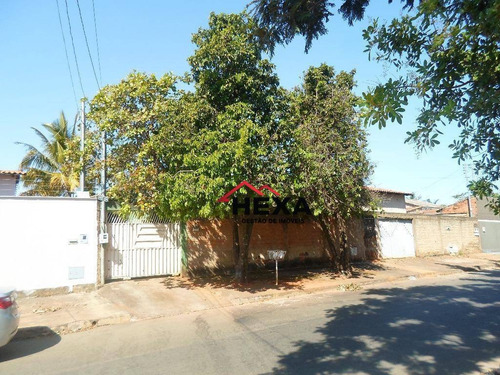 Imagem 1 de 16 de Casa Com 3 Quartos, Setor Santo André, Aparecida De Goiânia - Go - Ca0374