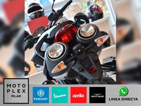 Aprilia Shiver 900 2018 0km Nueva Motoplex Pilar Motos