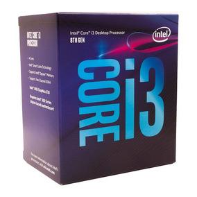 Processador Core I3 Lga 1151 Intel