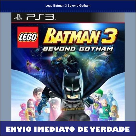 Lego Batman 3 Beyond Gotham Digital Envio Imediato