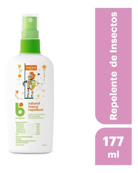 Babyganics Repelente De Insectos, 177ml