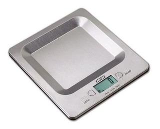 San Up Balanza De Cocina Acero Inoxidable Hasta 3kg Mod 9250