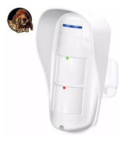 Sensor Infra Vermelho Pet Duplo Jfl Dse-830 Com Fio