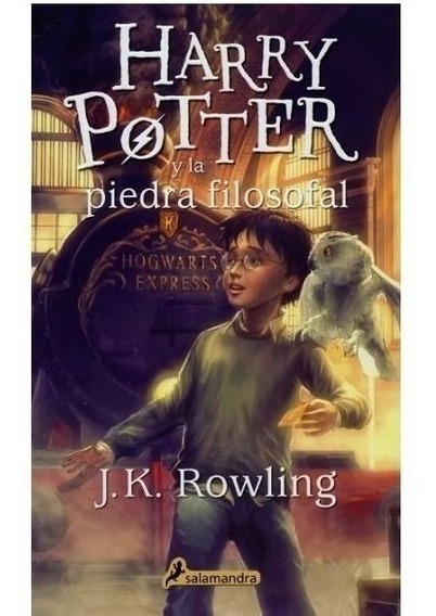 Harry Potter 1 - La Piedra Filosofal - J.k. Rowling
