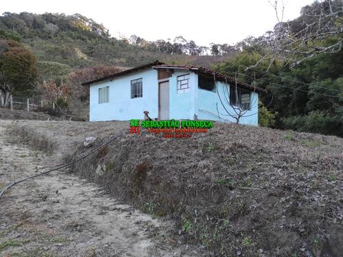 Imagem 1 de 12 de Chácara Em Marmelópolis- Mg - 2085