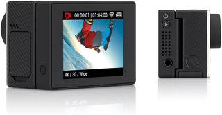 Pantalla Gopro Lcd Touch Bacpac Hero 3+/4 (alcdb-401)