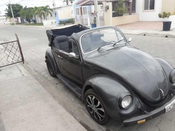 Wolsvagendescapotado Escarabajo Escarabajo Despapota