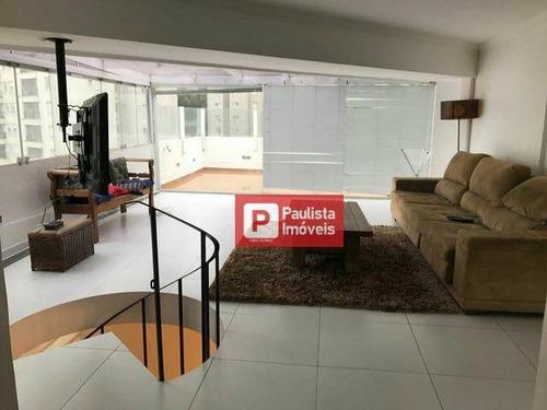 Apartamento Com 2 Dormitórios À Venda, 138 M²  - Morumbi - São Paulo/sp - Ap21174