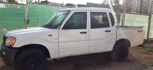 Mahindra Pick-up  4x4  Dc 2.2 Diesel